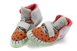 Women Nike Air Yeezy 2 Shoes AAA 202