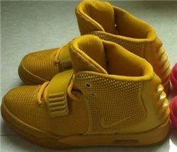Women Nike Air Yeezy 2 Shoes 205