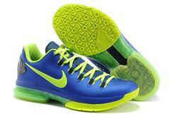 Women Nike KD V Elite Basketball Shoe 217