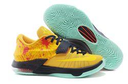 Men Nike Zoom KD VII Basketball Shoe 290