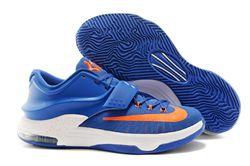 Men Nike Zoom KD VII Basketball Shoe 297