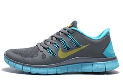 Men Nike Free 5.0 Running Shoe 234