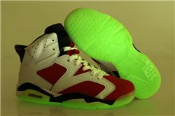 Men Air Jordan VI Luminous sole 241