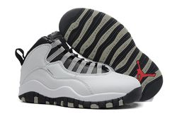 Women Air Jordan X Retro Sneakers 208