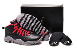 Women Air Jordan X Retro Sneakers AAA 209
