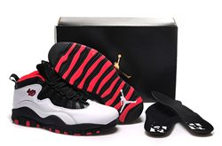 Women Air Jordan X Retro Sneakers AAA 210
