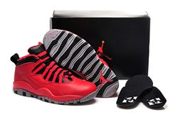 Women Air Jordan X Retro Sneakers AAA 211