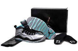 Women Air Jordan X Retro Sneakers AAA 212