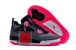 Women Air Jordan IV Retro Sneakers AAA 262