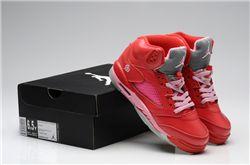 Women Air Jordan V Retro Sneakers AAA 229