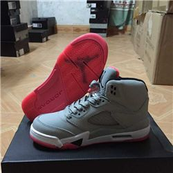 Women Air Jordan V Retro Sneakers AAA 232