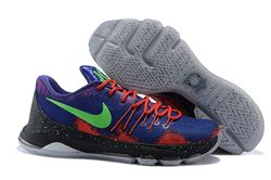 Men Nike Zoom KD VIII Basketball Shoe 329