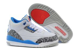 Kids Air Jordan III Sneakers 214