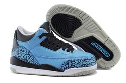 Kids Air Jordan III Sneakers 215