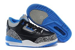 Kids Air Jordan III Sneakers 216