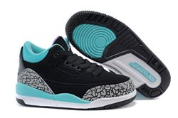Kids Air Jordan III Sneakers 219