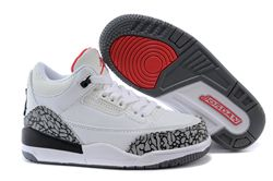 Kids Air Jordan III Sneakers 220