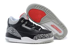 Kids Air Jordan III Sneakers 221