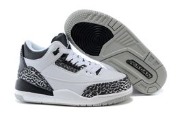 Kids Air Jordan III Sneakers 222
