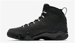 Men Basketball Shoes Air Jordan IX Retro Anthracite 222
