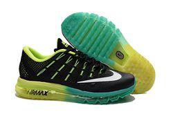 Men Nike Air Max 2016 Nanotechnology KPU Running Shoes 210