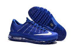 Men Nike Air Max 2016 Nanotechnology KPU Running Shoes 214