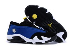 Men Basketball Shoes Air Jordan XIV Retro Low...