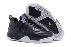 Kids Air Jordan IV Sneakers 240