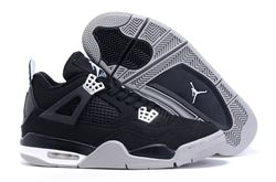 Men Basketball Shoes Air Jordan IV Retro Canvas 291