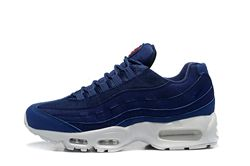 Men Running Shoes Stussy x Nike Air Max 95 AAA 227
