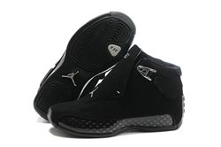 Kids Air Jordan XVIII Sneakers 201