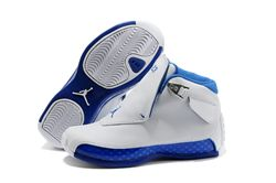 Kids Air Jordan XVIII Sneakers 203