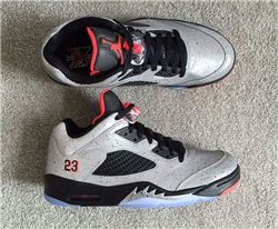 Men Basketball Shoes Air Jordan V Retro Low 292