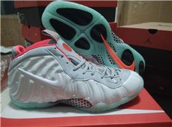 Luminous Soles Men Nike Basketball Shoes Air Foamposite One 259