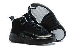 Kids Air Jordan XII Sneakers 213