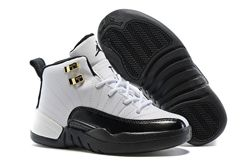 Kids Air Jordan XII Sneakers 216