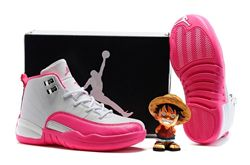 Kids Air Jordan XII Sneakers 212