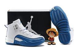 Kids Air Jordan XII Sneakers 207