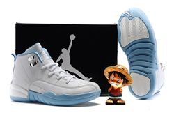 Kids Air Jordan XII Sneakers 219