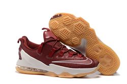 Men Nike Air LeBron XIII Basketball Shoes Low...