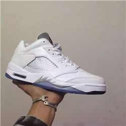 Women Sneaker Air Jordan V Low AAAA 236