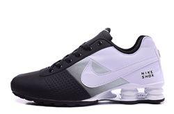 Men Nike Shox Deliver Running Shoe 300