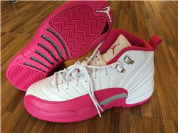 Women Basketball Shoes Air Jordan XII Retro AAAA 211