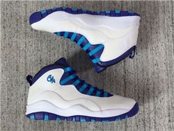 Women Air Jordan X Retro Sneakers AAA 215