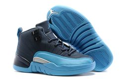 Kids Air Jordan XII Sneakers 221