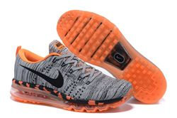 Men Nike Air Max 2014 Flyknit Running Shoes 269