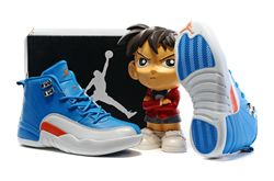 Kids Air Jordan XII Sneakers 222