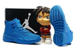Kids Air Jordan XII Sneakers 223