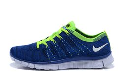 Men NIKE Free Zoom Fit Agility Flyknit 5.0 Running Shoe 311