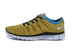 Men NIKE Free Zoom Fit Agility Flyknit 5.0 Running Shoe 312